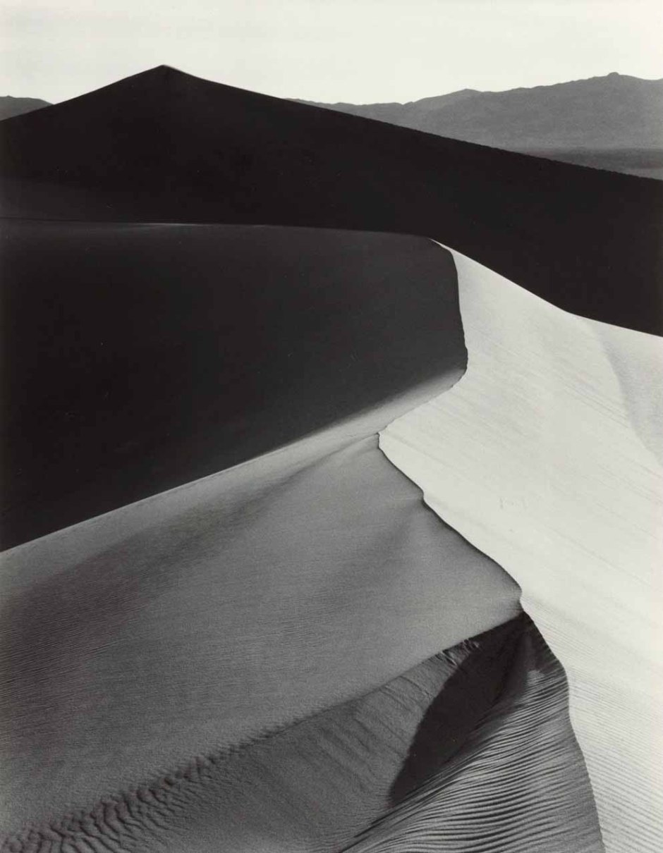 anseladams sand dunes