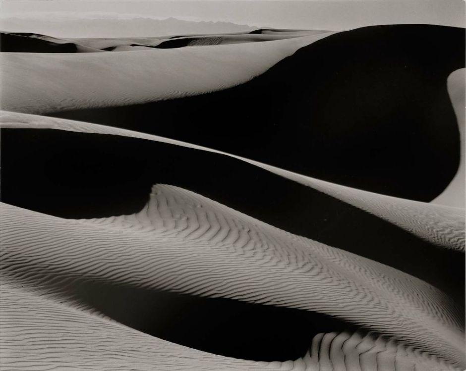 edward-weston-dunas-de-areia-oceano-california-1936