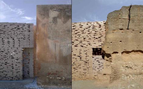 Muralla Nazari en el Alto Albaicin – Antonio Jimenez Torrecillas - copia (6)