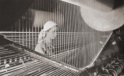 Weaver 1930s (Germany) Paul Wolff