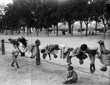 madrid playground
