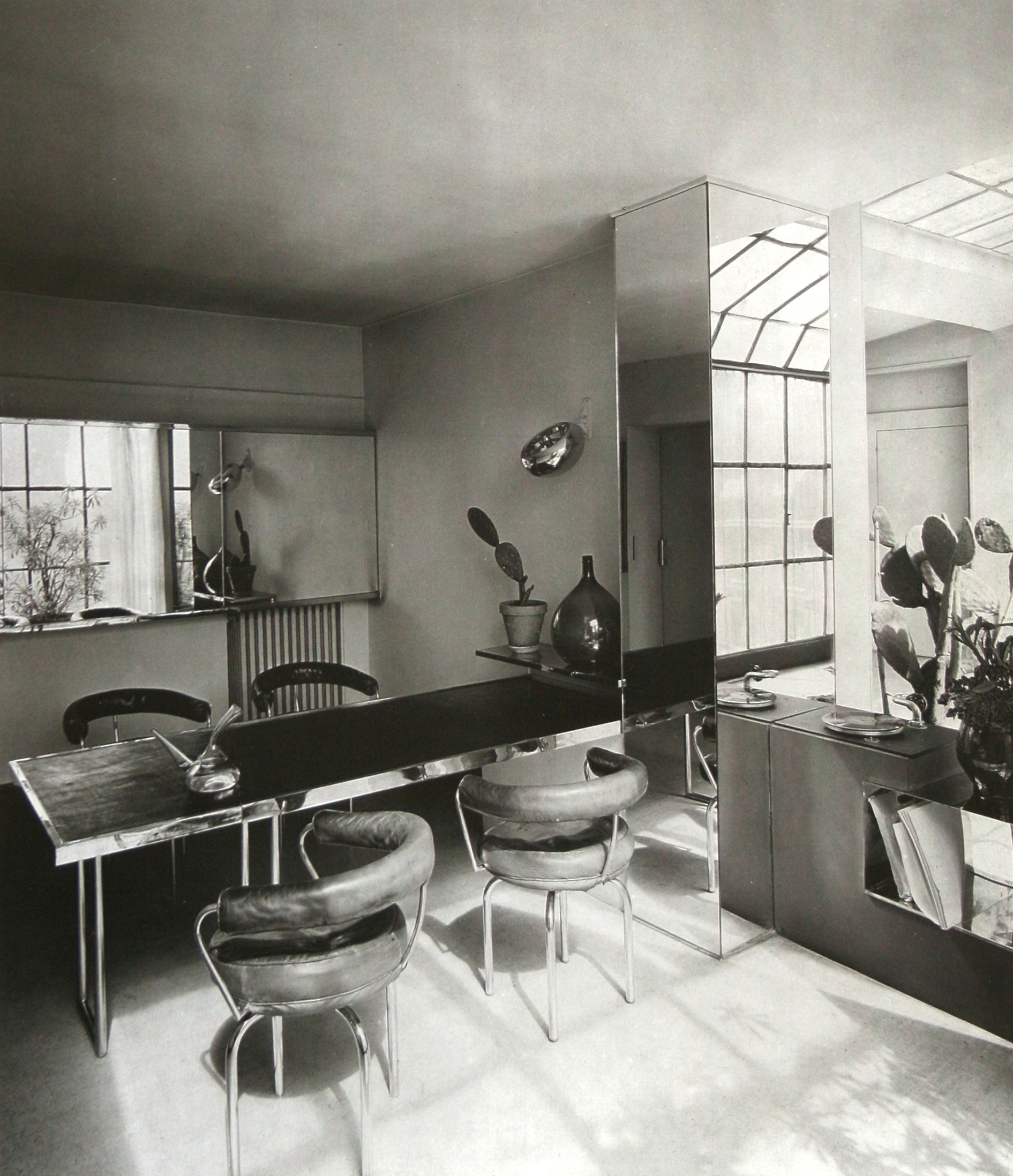 Charlotte perriand circarq for Appartement atelier