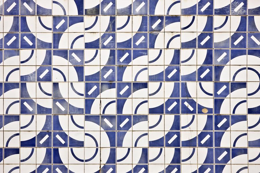 Anexo II Pal_cio Itamaraty Cobertura Painel de Azulejos Arq Oscar Niemeyer 1983 (Foto Edgard Ces5
