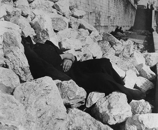 Izis Bidermanas, Izis quais de la Seine Paris