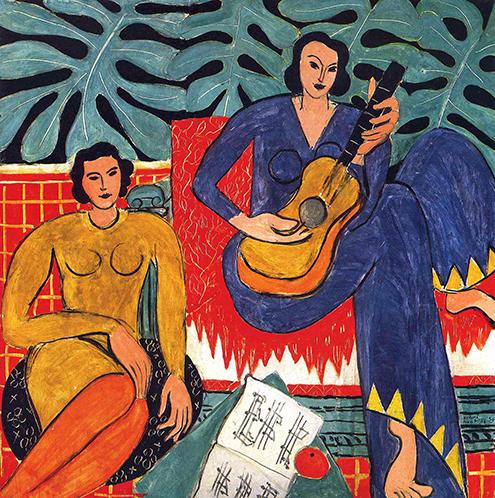 music-1939 musica fauvismo henri matisse phrases citas quotes frases-495