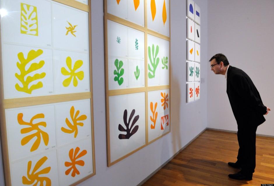 FRANCE-CULTURE-MUSEUM-ART-MATISSE
