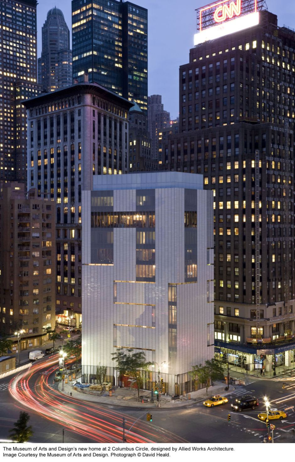 Museum of Arts & Design, New York
