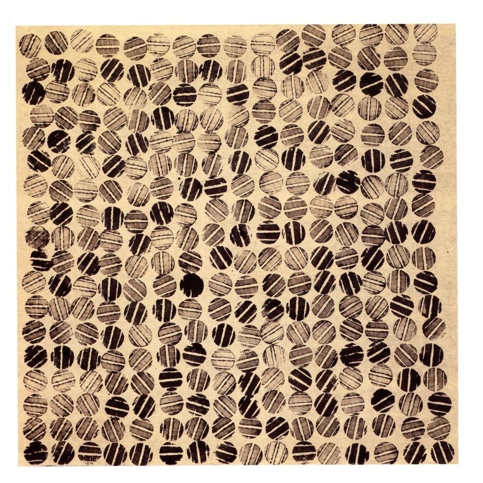 Ruth Åsawa cork print