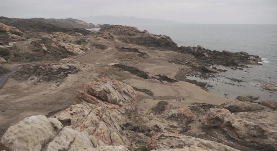 déconstruction du Club Med au Cap de Creus
