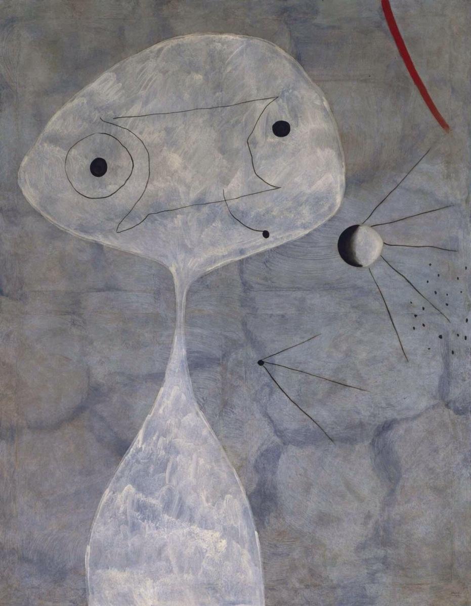 Joan Miró y Josep Lluís Sert
