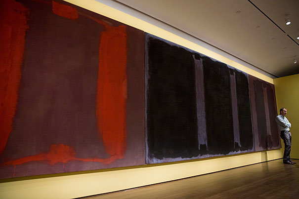 Rothko Paintings