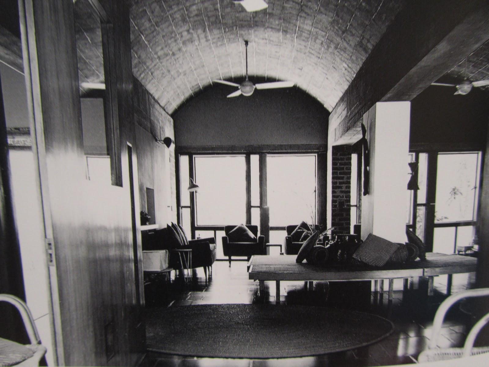 Villa de madame manorama sarabhai ahmedabad india 1951 - Casas de le corbusier ...