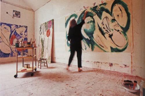 Lee-Krasner-Painting-ayearofpositivethinking com