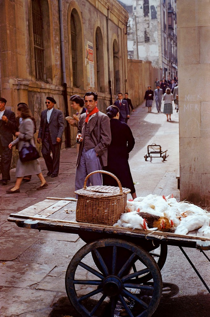 Daily Life in Color in the 1950s (2)