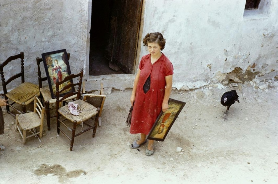 Daily Life in Color in the 1950s (30)
