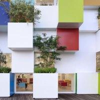 los colores de Emmanuelle Moureaux