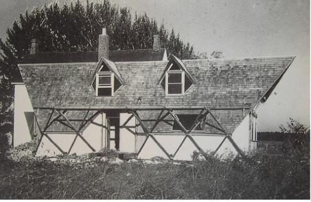 casa de los padres de anne tyng