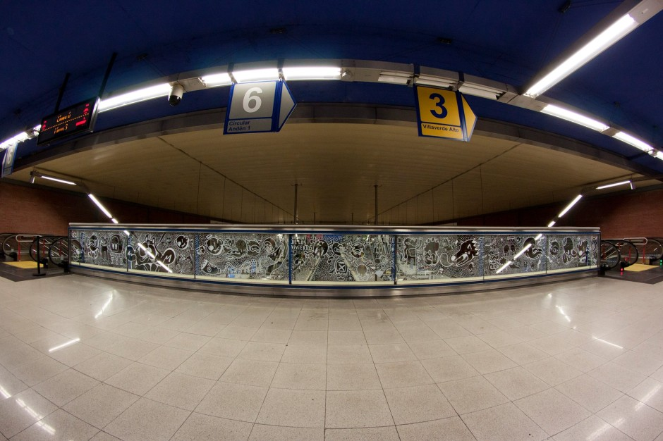 sabek_madrid subway