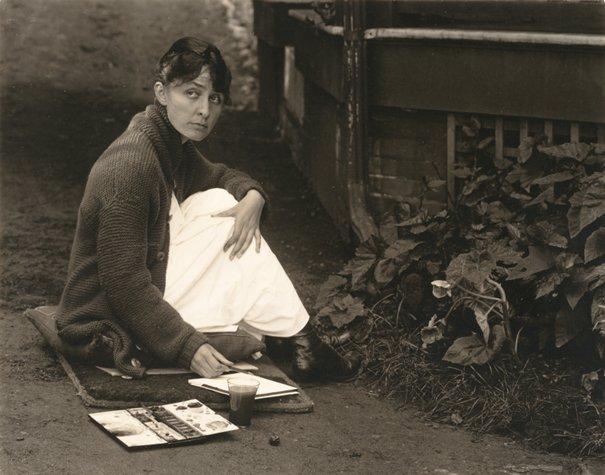 Rys.-4-Alfred-Stieglitz-Georgia-OKeeffe-1918