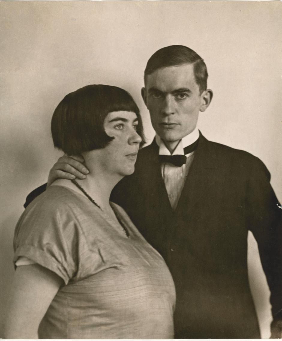 Anton und Marta 1925