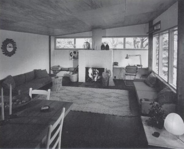 Breuer Cottage_Living Area