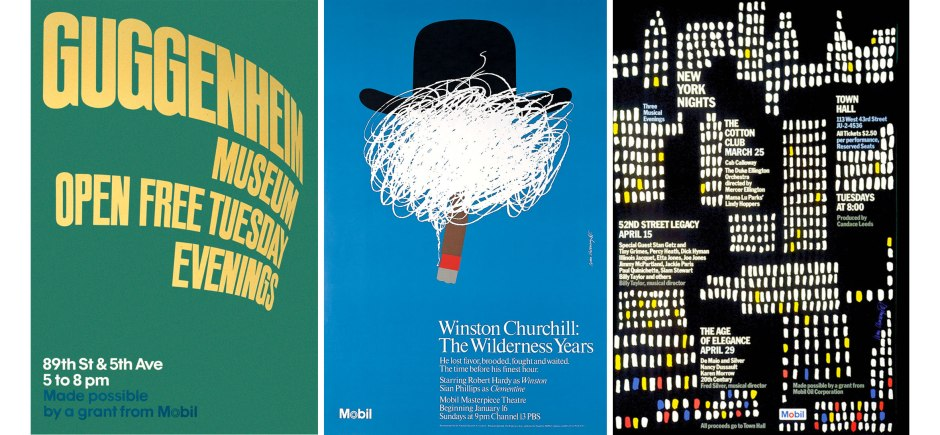 Chermayeff-and-Geismar-posters-selection