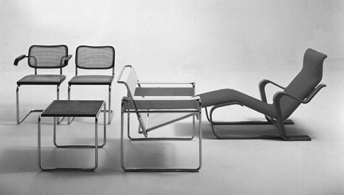 Marcel-Breuer-Collection-1968-BW-700