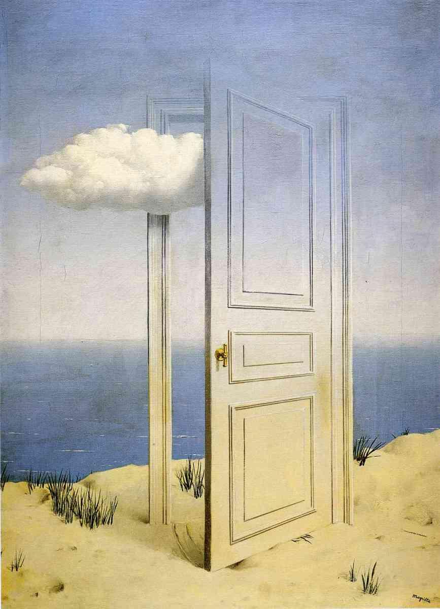"""René Magritte, """"La traición de las imágenes"""""""