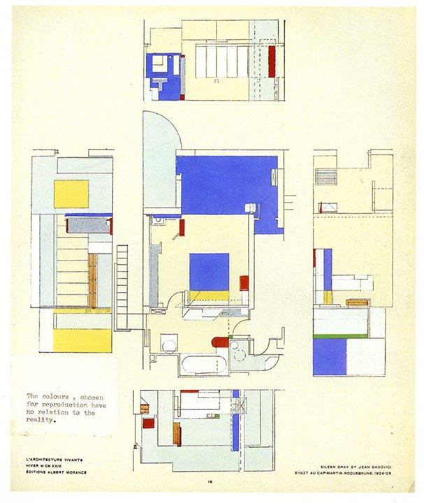 eileen-grays-plan-of-e1027-her-first-fully-realized-architectural-design