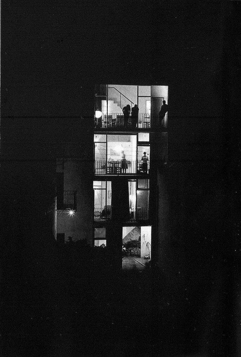Casa SENILLOSA. Cadaqués, 1956