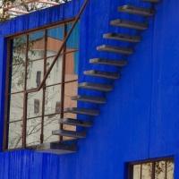 Las Casas Azules de Frida Kahlo