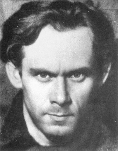 Resultado de imagen de ivan leonidov retrato