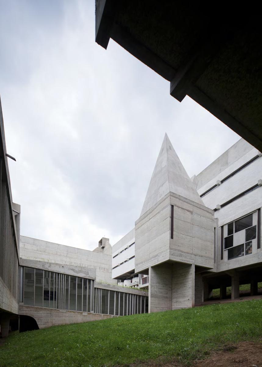 La Tourette, Le Corbusier. Photo © Montse Zamorano_0056.jpeg