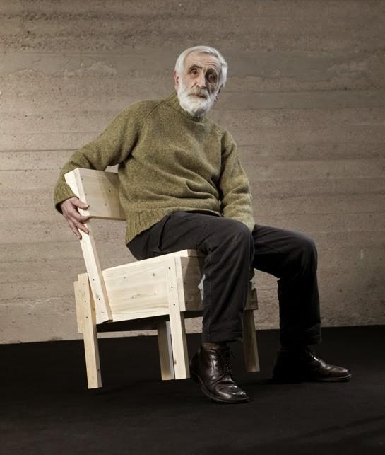 Adapting Enzo Mari Sedia 1 Chair to American Lumber Standards | by enric |  Medium